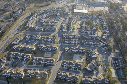Housing Communities Receive High Scores On Condition Assessments. Five Lincoln  Military ...