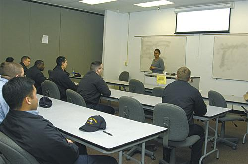 Oceana Navy College Office Gives Sailors, Marines Educational Leg Up