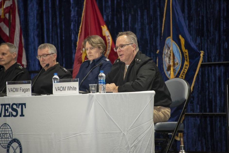 10th Fleet Members Speak At West 2020 Norfolk Navy Flagship Militarynews Com