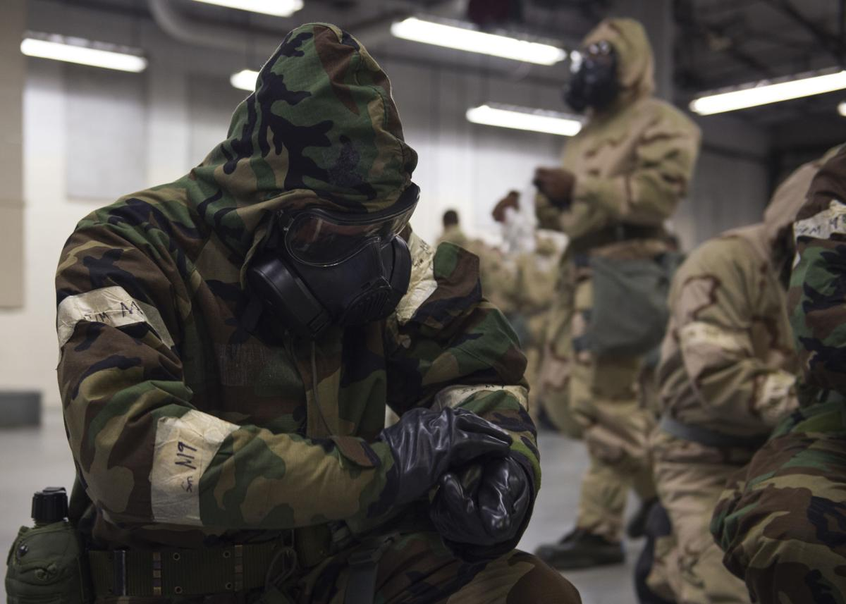 Ability to survive and operate … Check!   Air Force News