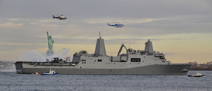 4e8210ce6e Fleet Week returns to New York City; ships announced | News ...