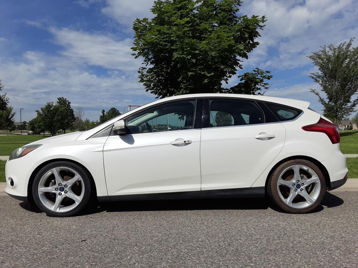 2012 Ford Focus Titanium image 1