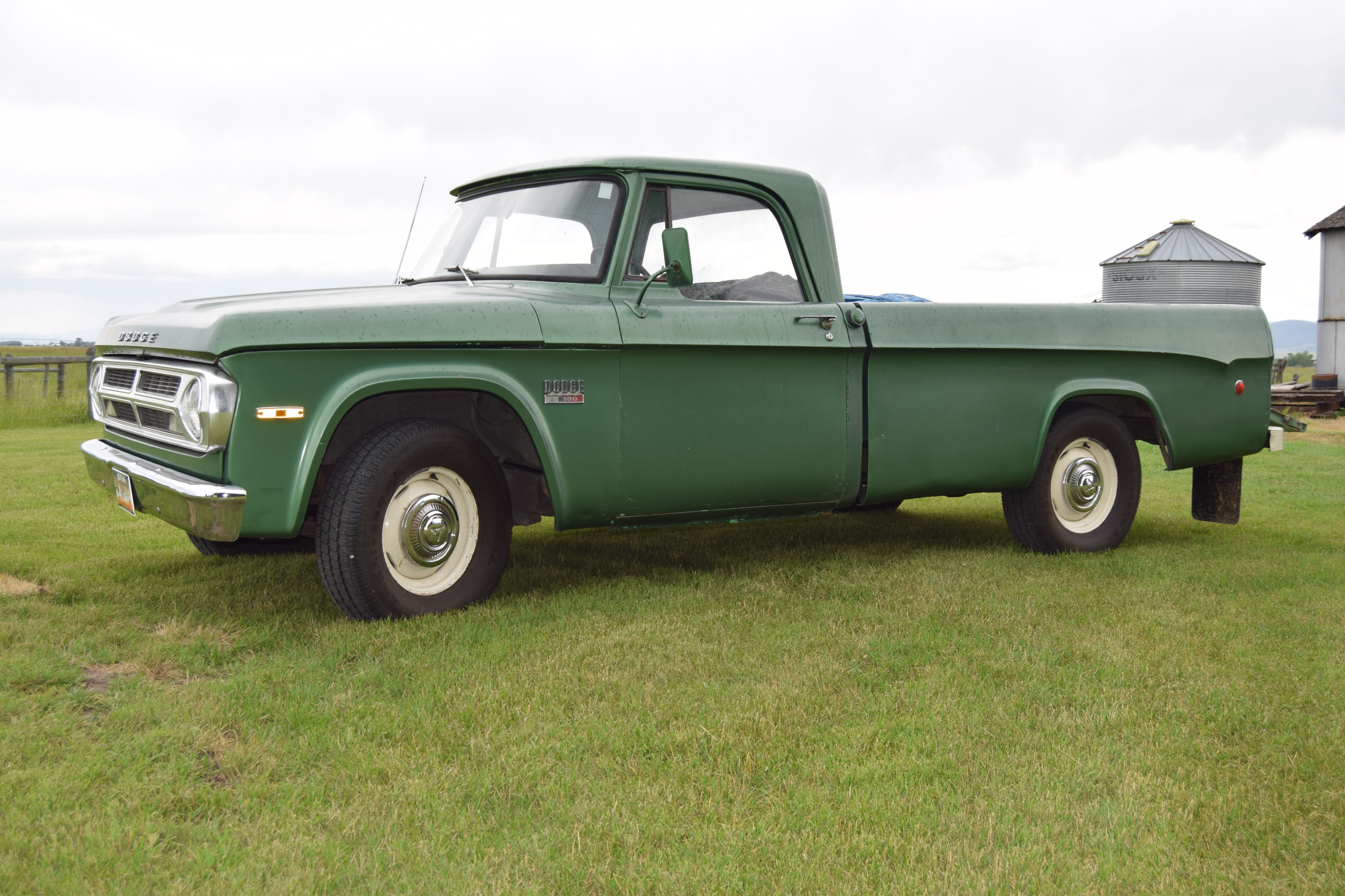1970 Dodge Pickup Truck image 1