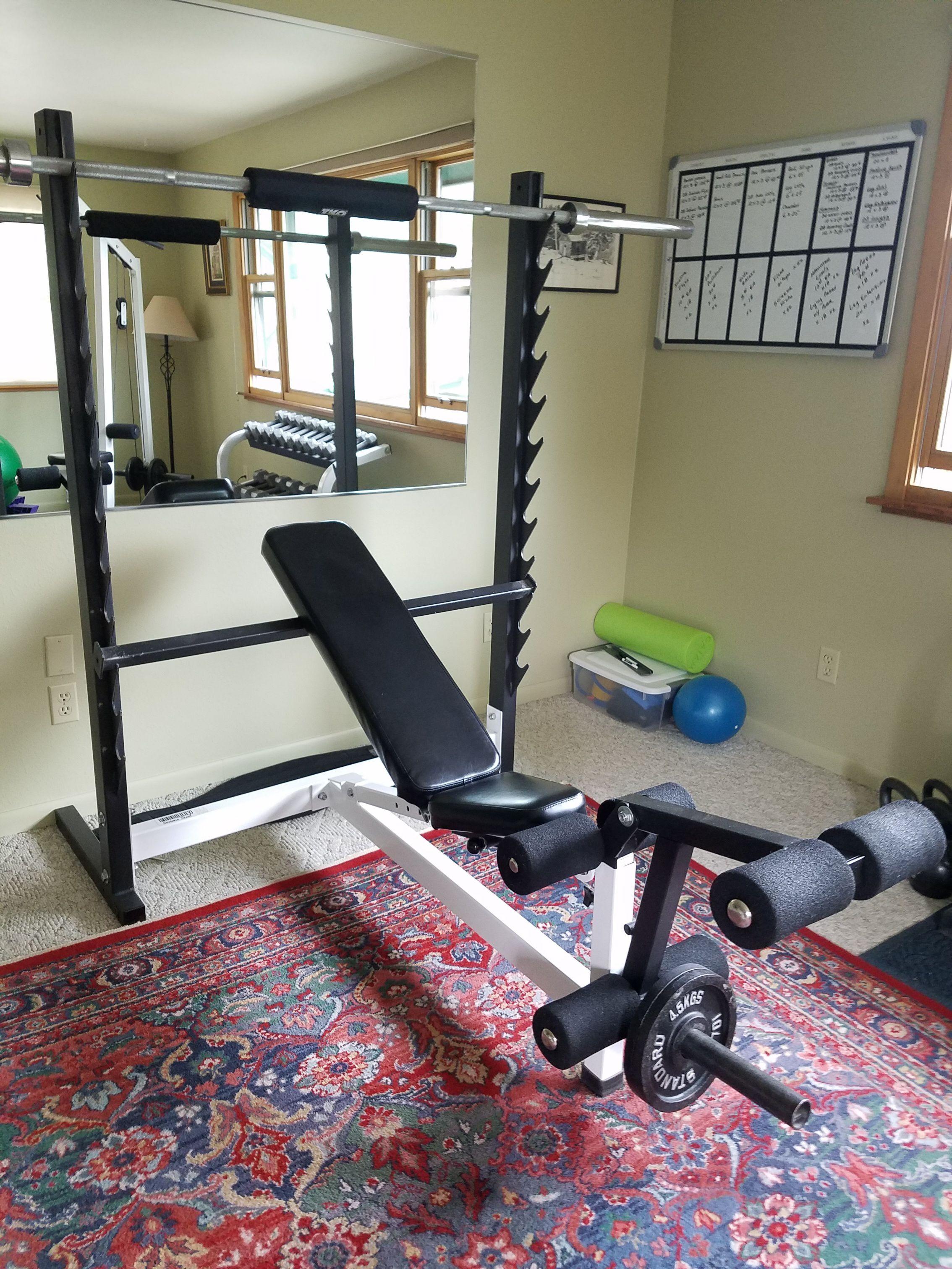 Parabody Weight Equipment image 2