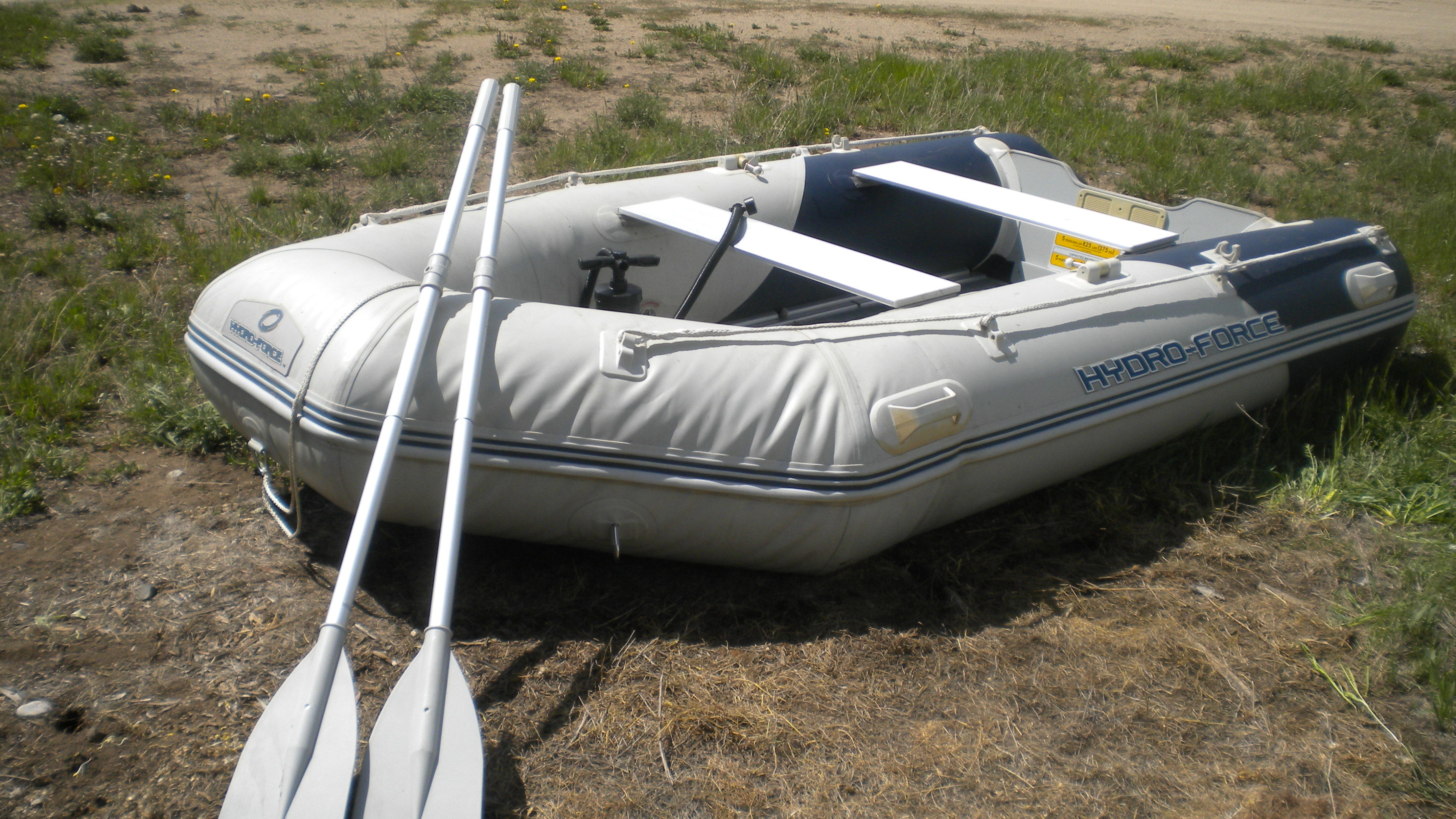 Boat, Rigid Inflatable image 1