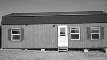 Custom Tiny Cabin,16'x36',  tw