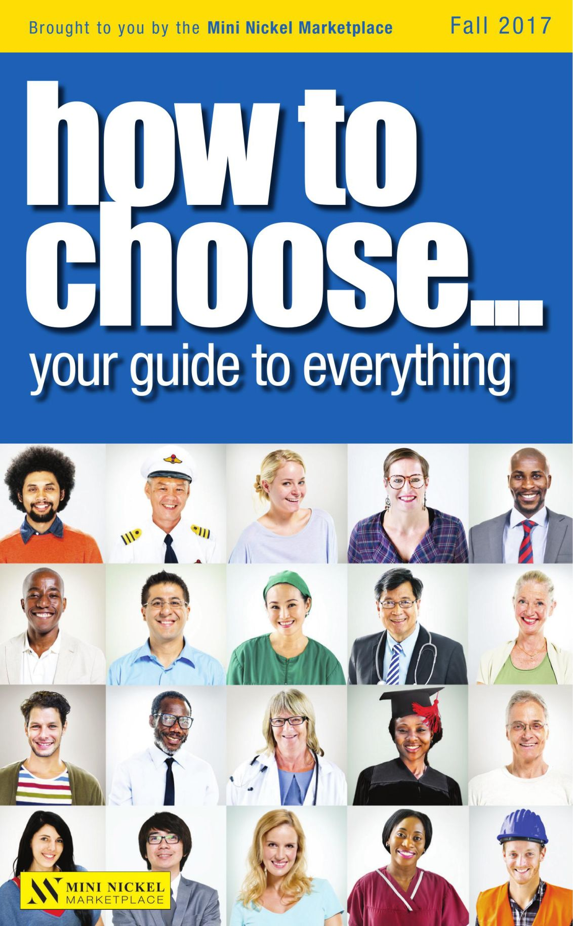 How to Choose Guide - Fall 2017