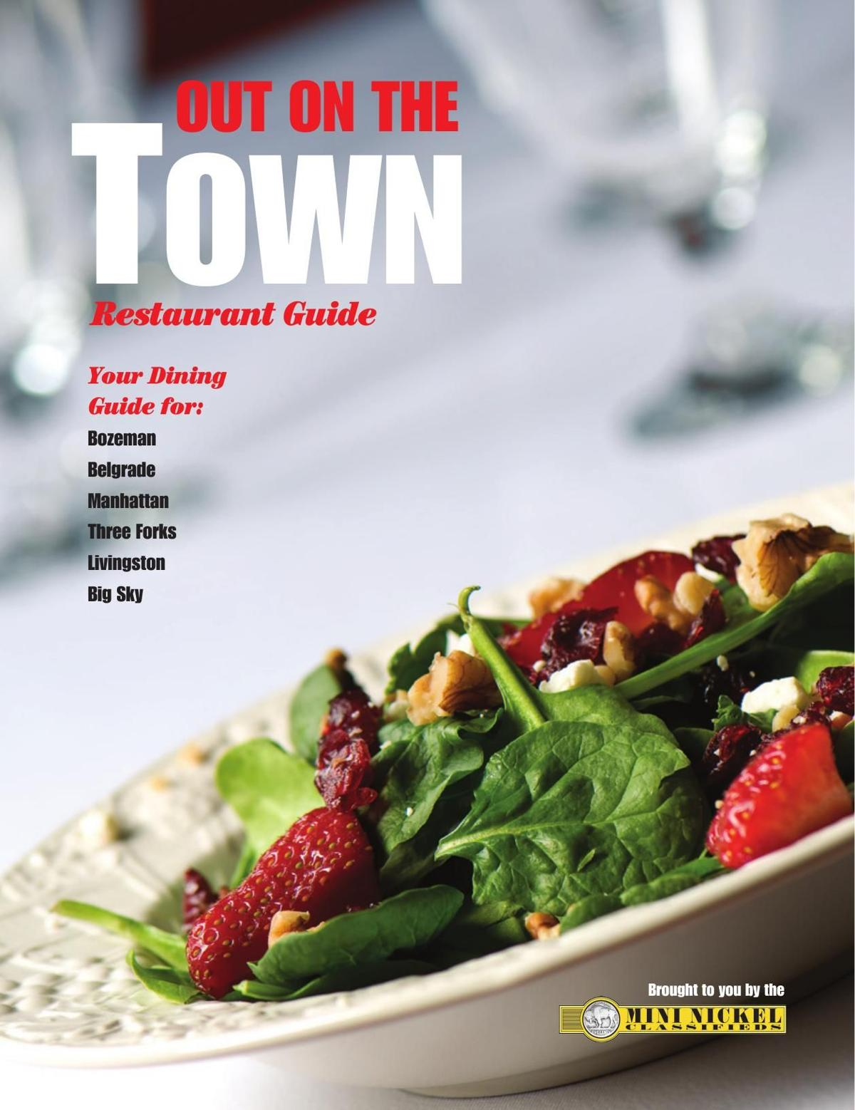 Out on the Town | Restaurant Guide