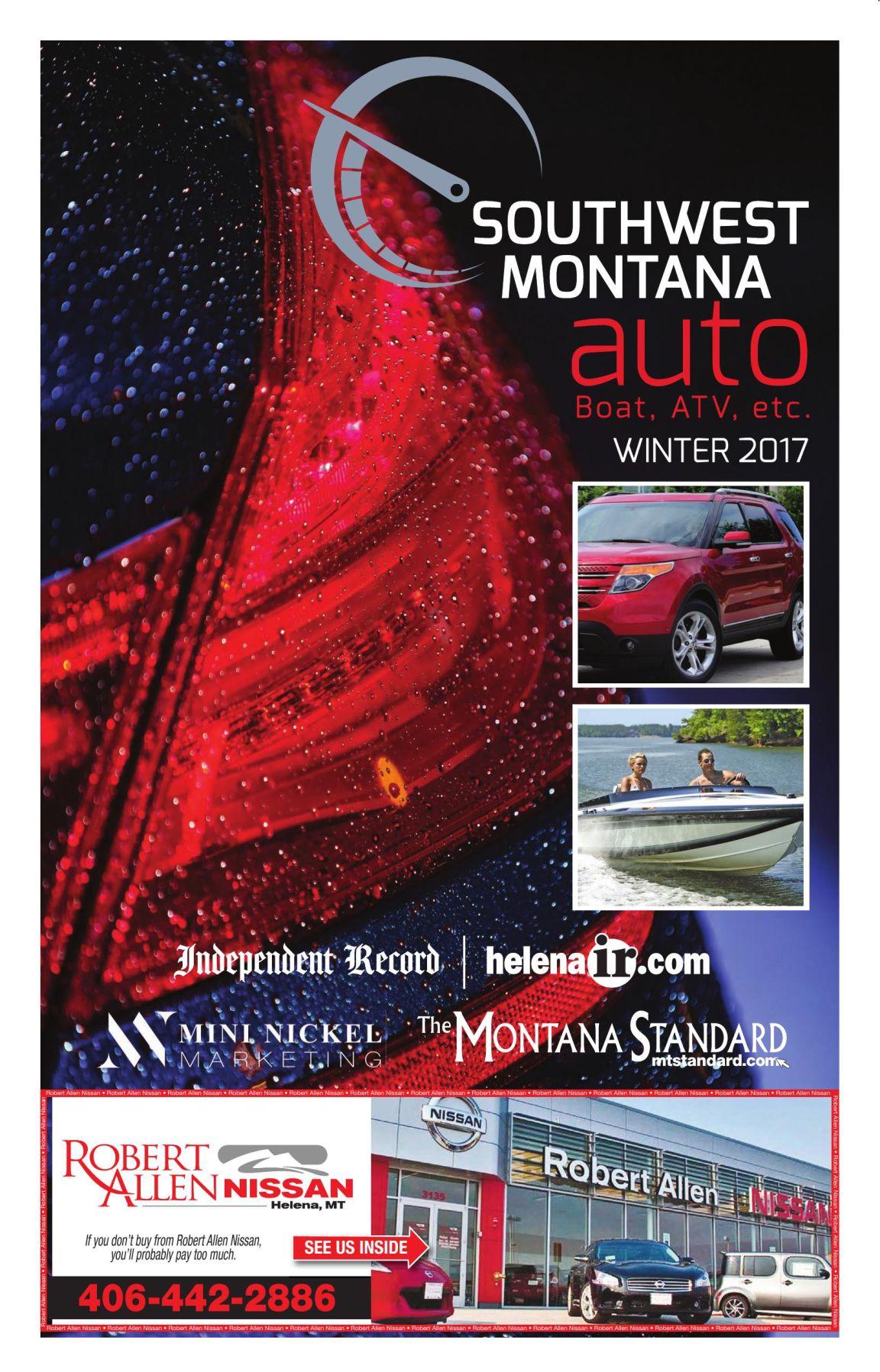 Southwest Montana Auto Guide - Winter 2017