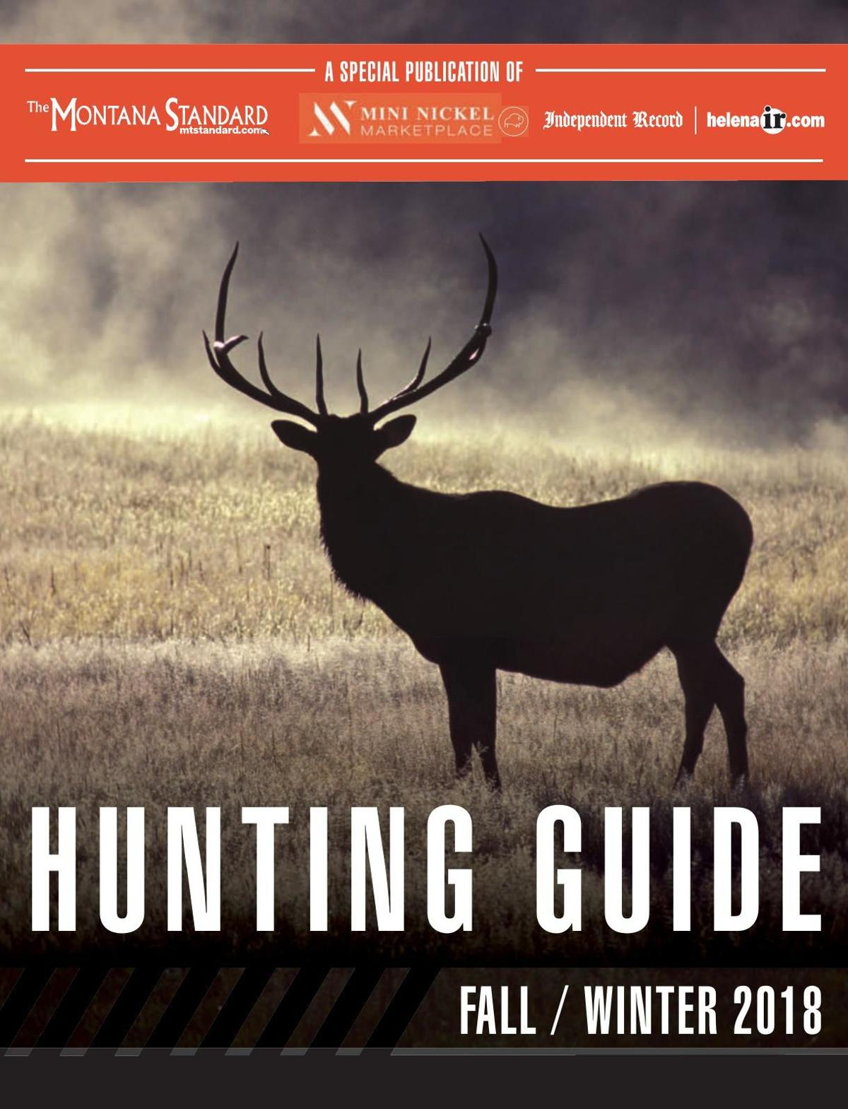 Hunting Guide 2018