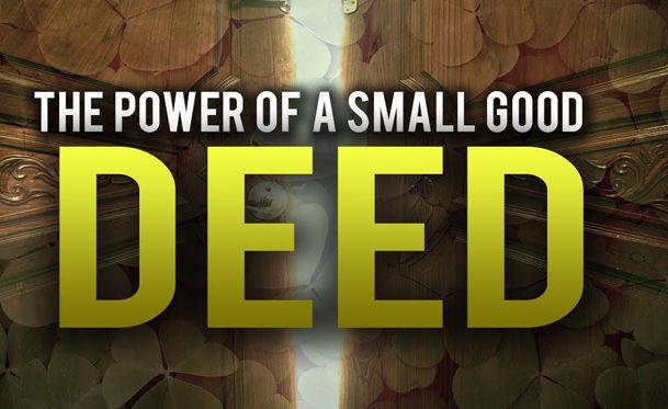 Good Deed Logo