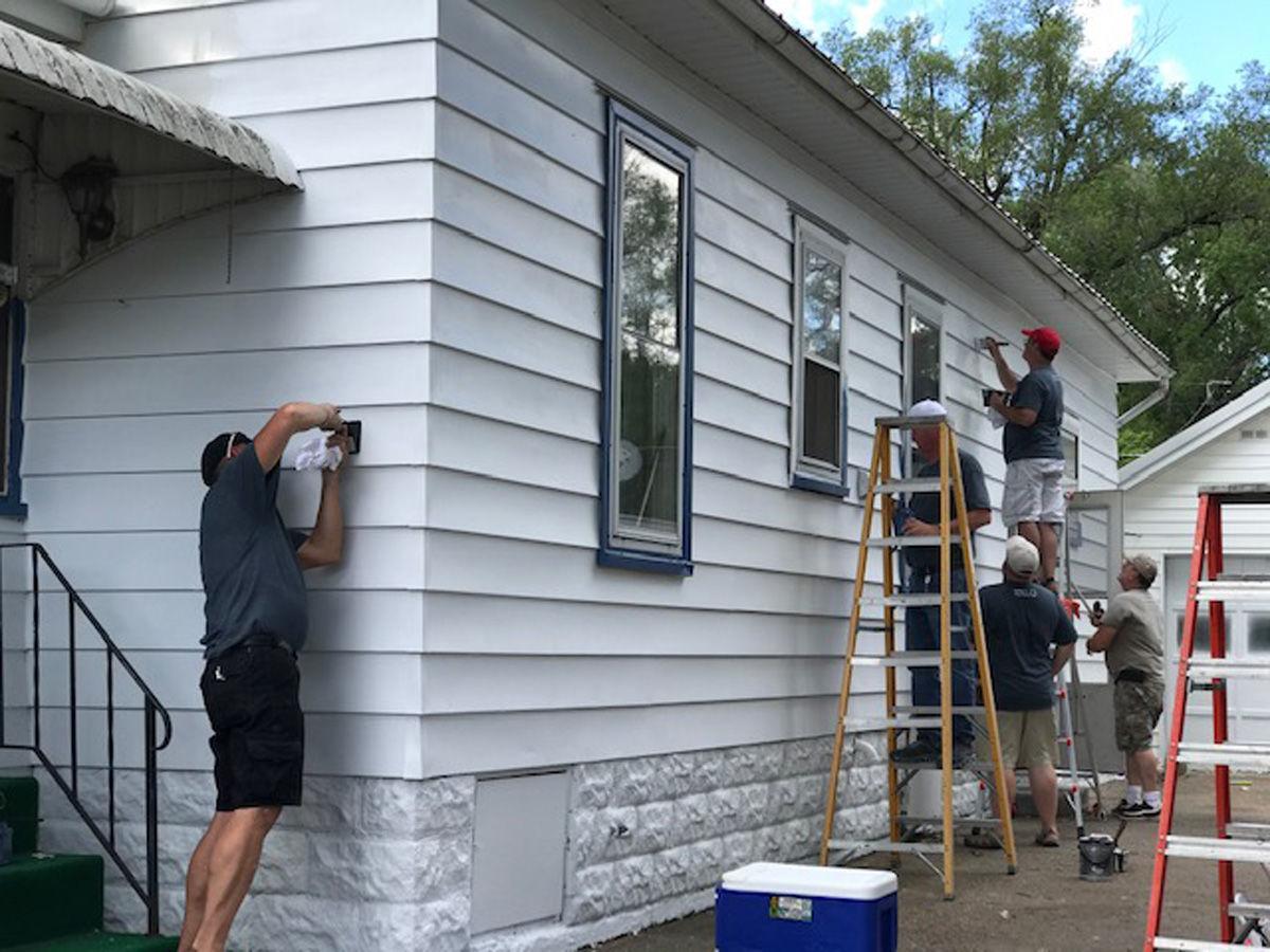 Siemens Paints 3207 Ave. I