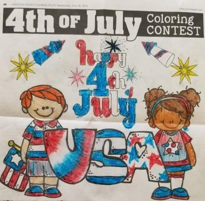 coloring contest