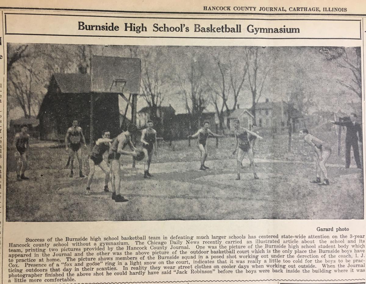 Burnside gym
