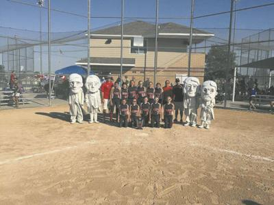 Fast-pitch nationals