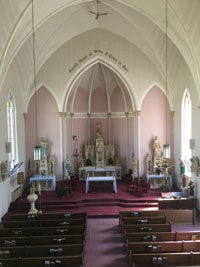 Sts Peter and Paul interior