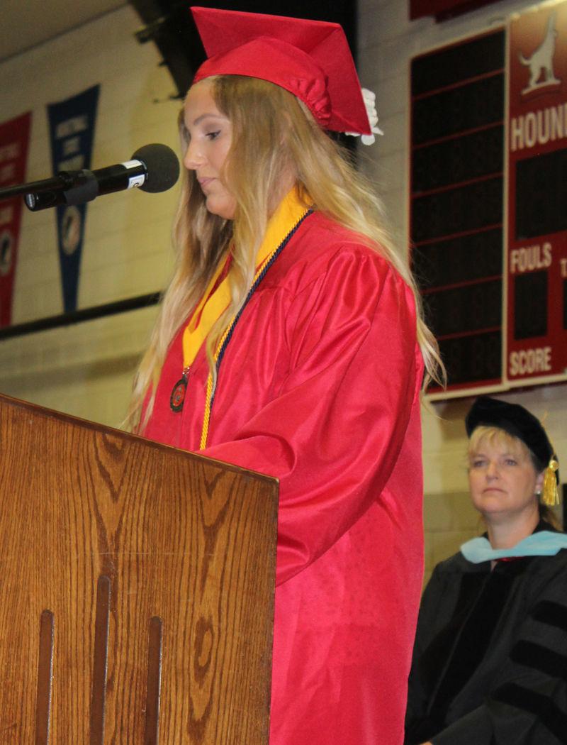 FMHS Grad Gracie Gobble