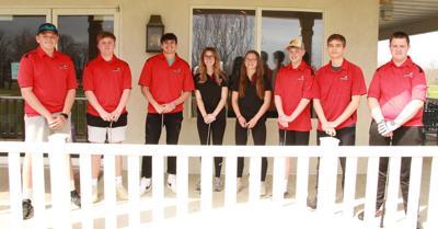 FMHS golf team