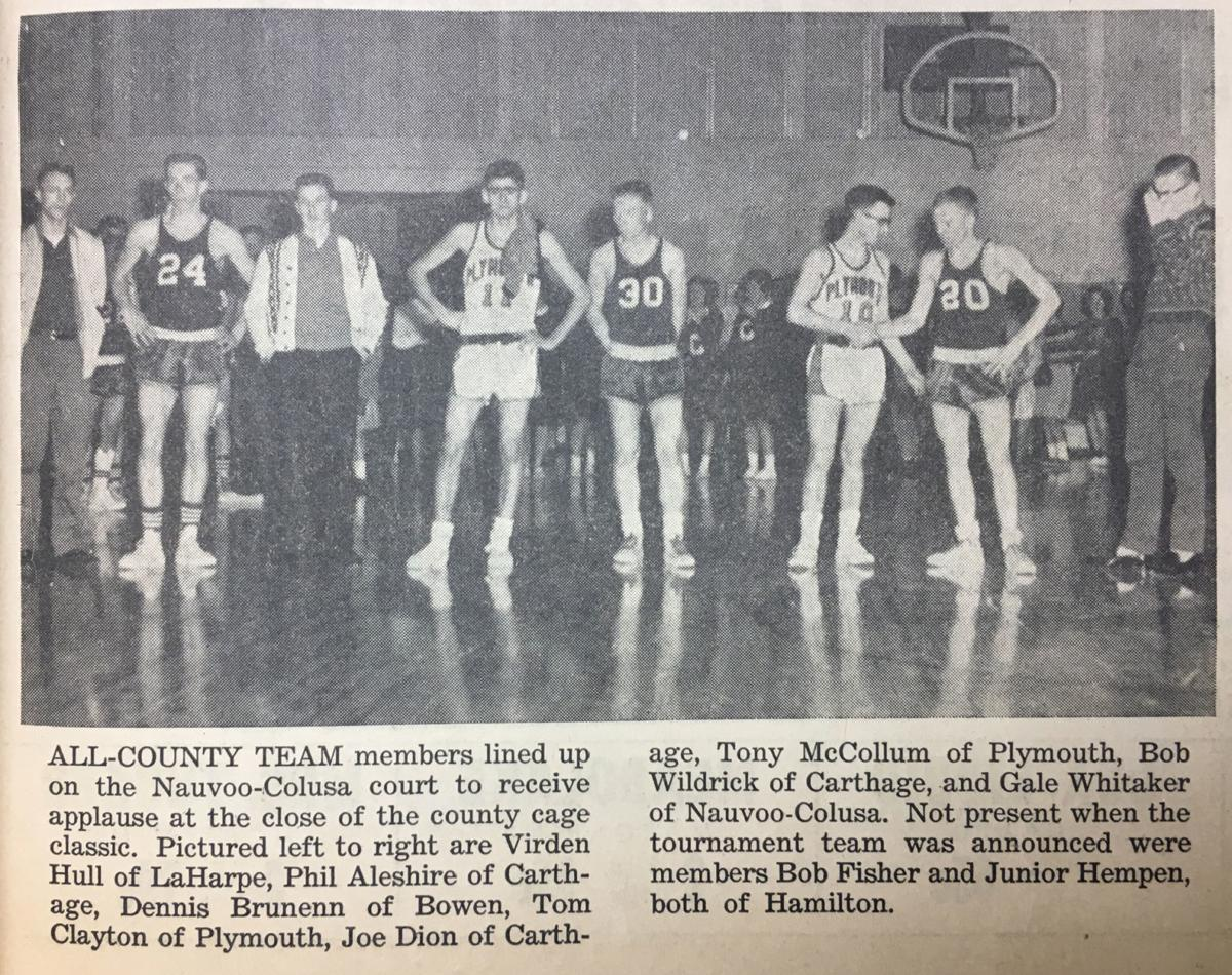 1962 All-tourney team