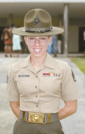 Hot Female Marine Drill Instructors | Description USAF female Drill Instructor.jpg | I PLEDGE