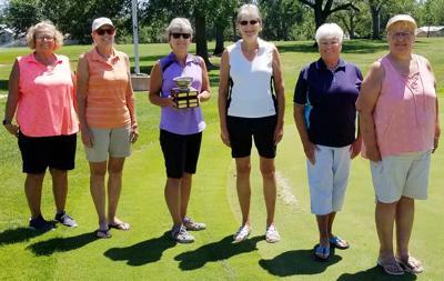 elks thursday lady golfers