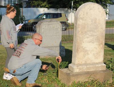 City Cemetery Work