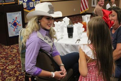 Ostrem Rodeo Queen