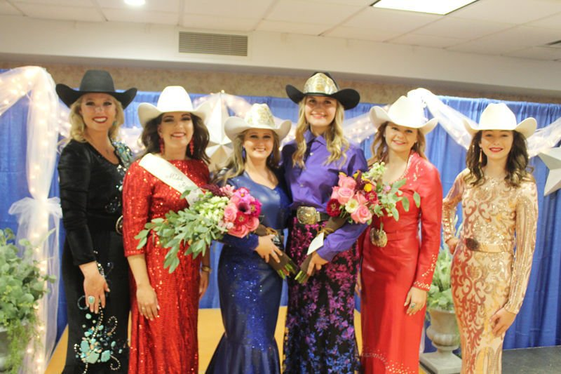 Miss Rodeo contestants crowned (copy)