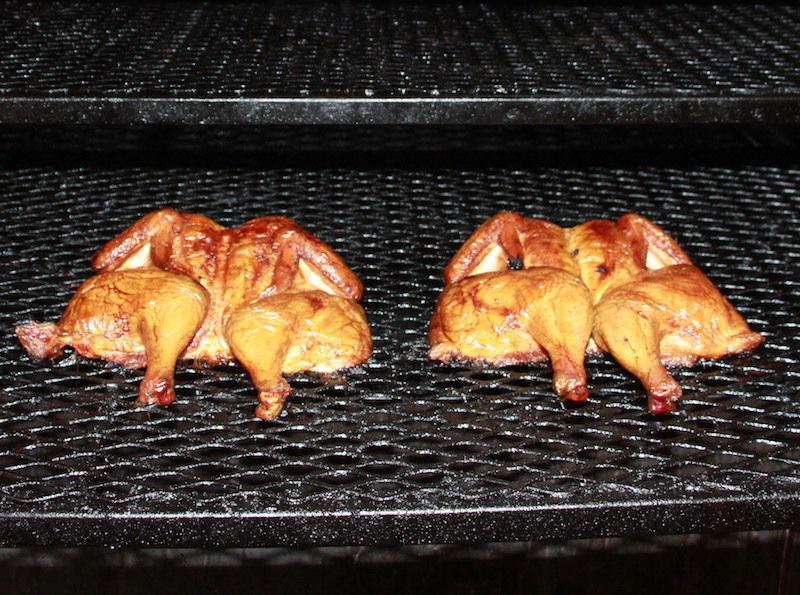 Chicken is waiting