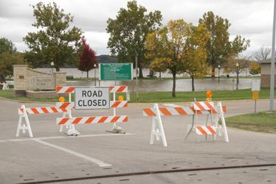 Riverview Park closed due to flooding | Daily Democrat