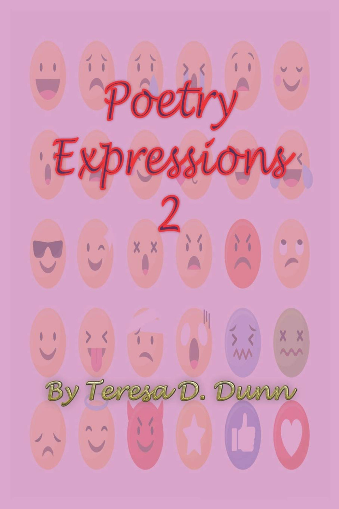 Poetry expressions 2 book cover