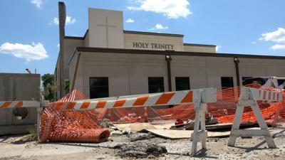 Holy Trinity Elementary Construction