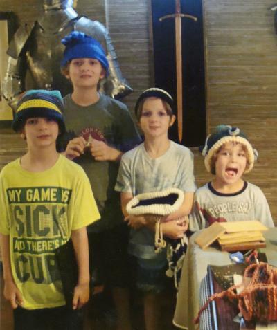 charlie hats 1