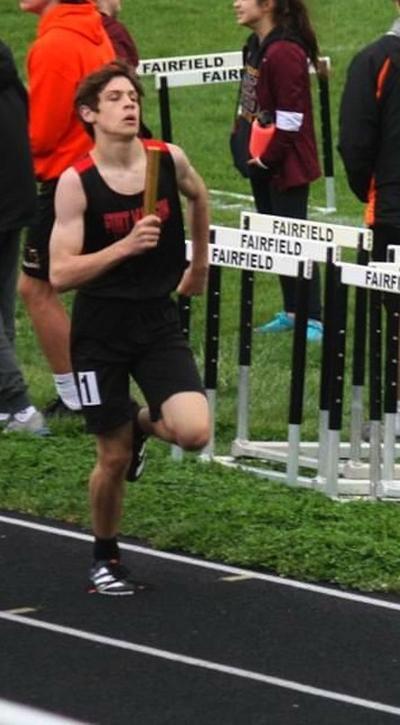 Stoermer on the run