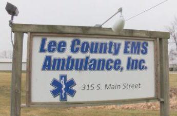 EMS Sign