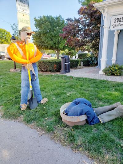 Nauvoo Scarecrows