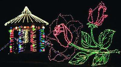 Christmas opens Thursday in Rand Park