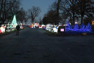 City of Christmas opens for 30th season