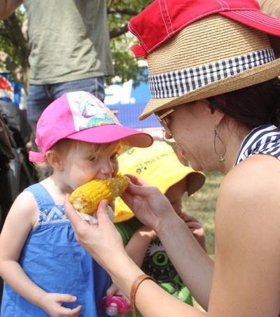 No sweet corn this summer