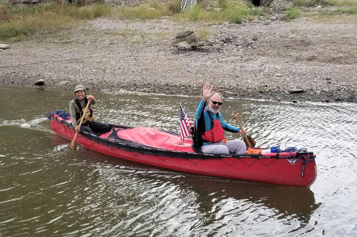 Canoe family 1