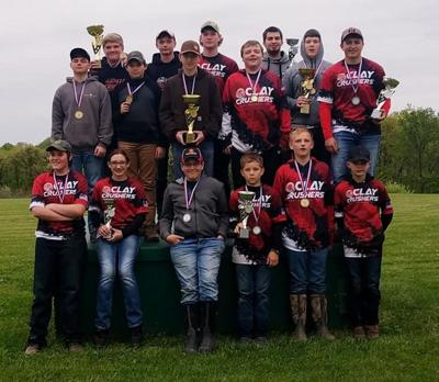 Clay Crushers succeed at conference championship