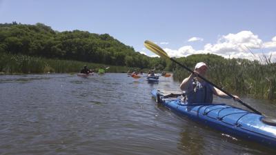 Healthy Happenings Mount Morris Kayak