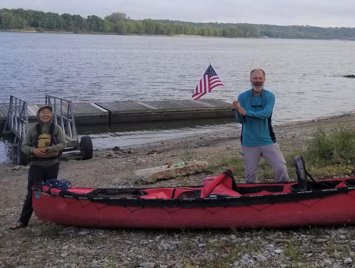 Canoe Family 2