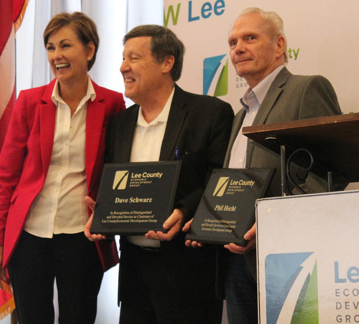 LCEDG Awards