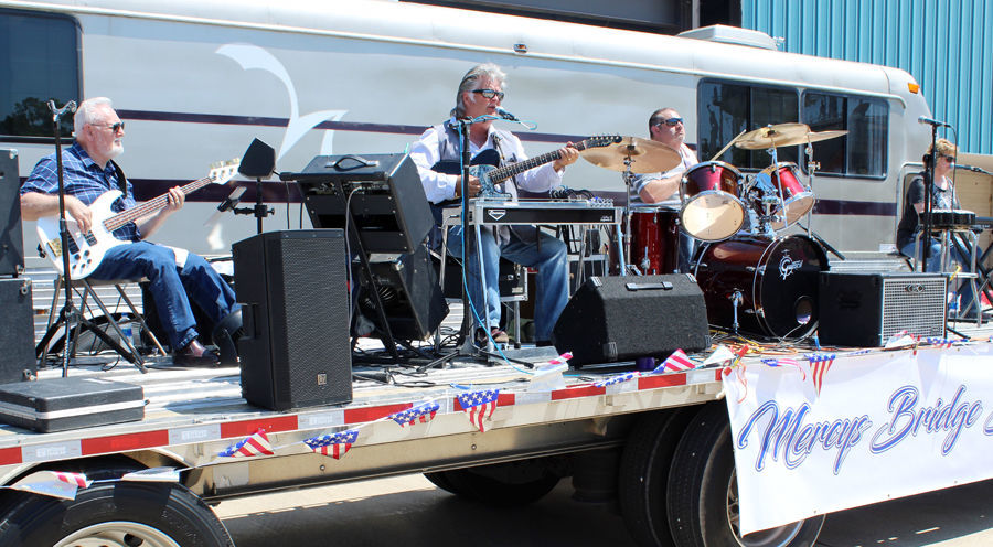 Band plays at Beep Beep for Bentlee fundraiser