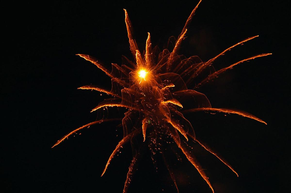 plasma firework