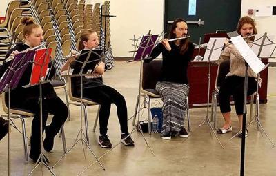 Flute Festival highlight from 2020