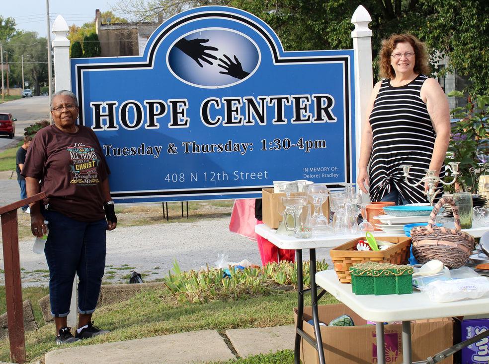 Hope Center Braggs and Estrada