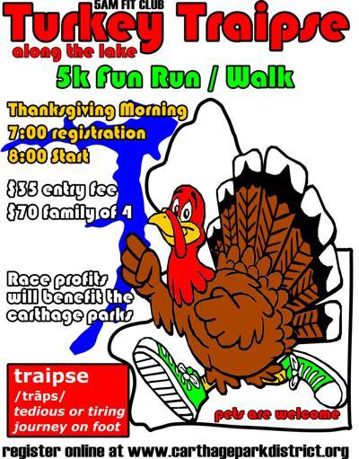 Turkey Traipse