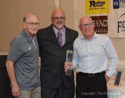 Steffensmeier honored again